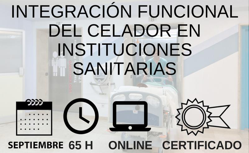Pre-inscripción curso integracion funcional celador instituciones sanitarias