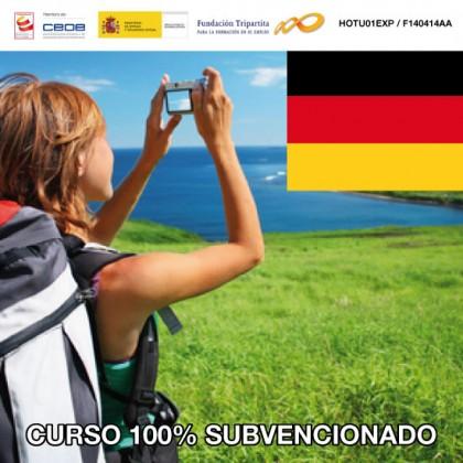 Alemán profesional para turismo