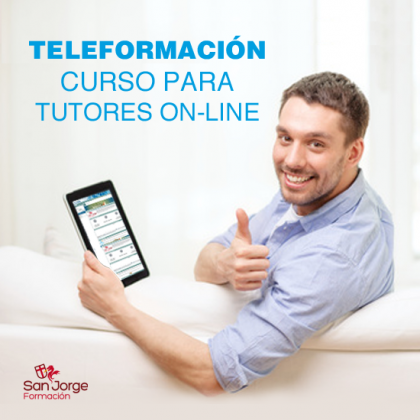 Curso teleformador: tutores on-line