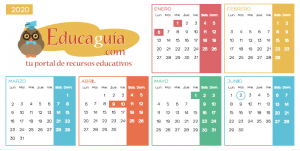 calendario educaguia.com